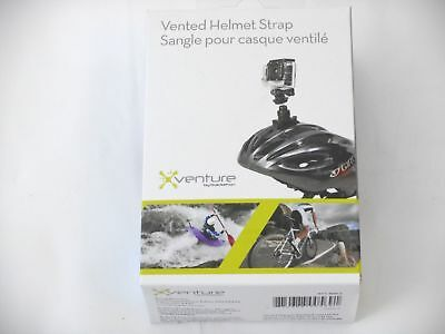 Xventure Vented Helmet Strap Sports Action Camera Mount by Bracketron bicycle