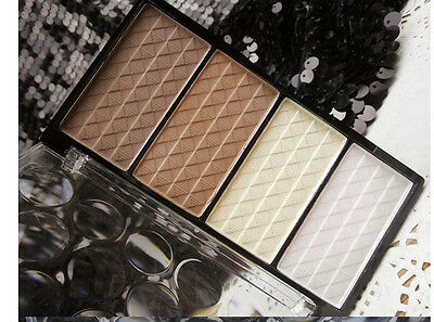 Prosfessional Pressed Powder Highlight Contour Powder Shading Make-up Cosmetic