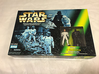 Star Wars Escape the Death Star - Action Figure Board Game 1998 New Unopened