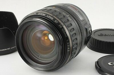 [EXC+]CANON EF 28-105mm F3.5-4.5 USM zoom Lens made in Japan from Japan