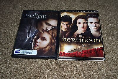 Twilight and The Twilight Saga: Eclipse (2010, 2-Disc Set, Special Edition)