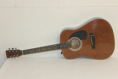 Vintage Harmony H-162 Acoustic Guitar