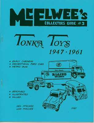 Tonka McElwees Guide Mint, truck,trucks.FRE SHIPING.....