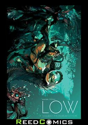 LOW VOLUME 1 GRAPHIC NOVEL New Paperback by Rick Remender Collects Issues #1-4