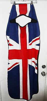 Car Seat Towel Cover for Mini Cooper - Union Jack Flag - Red/White/Blue
