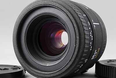 Excellent!! Sigma 50mm f/2.8 F2.8 DG EX MACRO for Canon From Japan(n-338)