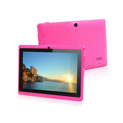 """Pinky 7""""Google Android 4.2 A23 Dual Core Camera 4GB Tablet PC Wifi 1.5GHz MID ky"""