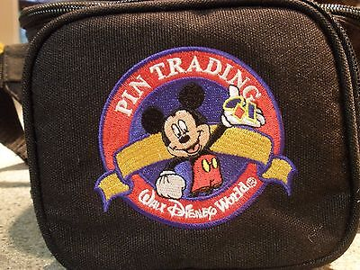 Walt Disney World trading pin collector fanny pack,Large,Never seen one like it