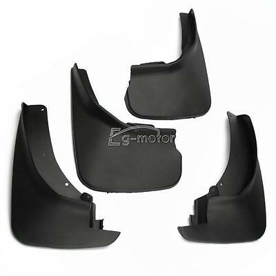 4x New Flexible Splash Guard Mud Flaps Kit For 2011 2012 2013 2014 Ford Explorer
