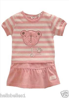 "BABYGIRL'SZIP ZAPS ""LOVE CUDDLES"" 2PC SKiRT & T SHIRT/TOP SET/OUTFIT NB 0 3 6M"
