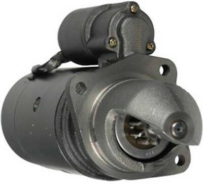 New Starter Claas, Mercedes Benz Med/hd, New Holland Replaces 0-001-358-048