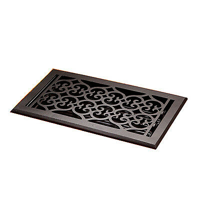 Naiture Cast Iron Floor Register Old Victorian Style In 9 Sizes