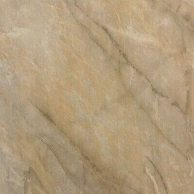 Beige Marble 8mm Bathroom PVC Cladding Kitchen Ceiling Panels Shower Wet Wall