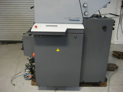Heidelberg Printmaster QM 46-2, 2001, Video on our website