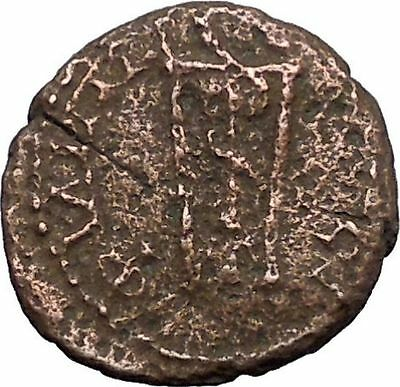COMMODUS Son of Marcus Aurelius Philippopolis Rare Ancient Roman Coin i49391