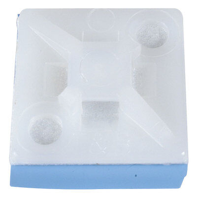 Cable Tie Adhesive Mount 10 Pcs.