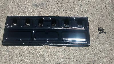 1949 chevy 216 cu in side cover with screws