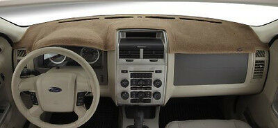 VELOUR Dash Cover - Many Colors - Custom Fit - VelourMat DashMat CoverCraft
