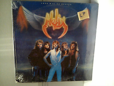 Helix - Long way to heaven             ..............................Vinyl