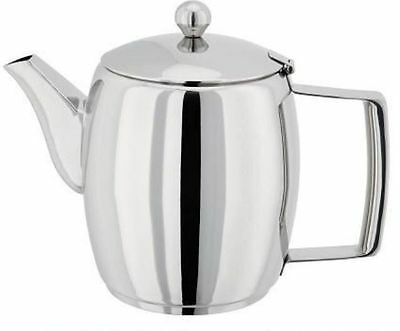 Judge Hob Top Teapot Chai Pot Brew on hob - 1.3 Litre Stainless Steel JA61