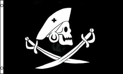 3x5 Jolly Roger Pirate What Happens Aboard Stays Aboard Pirate Flag 3/'x5/'