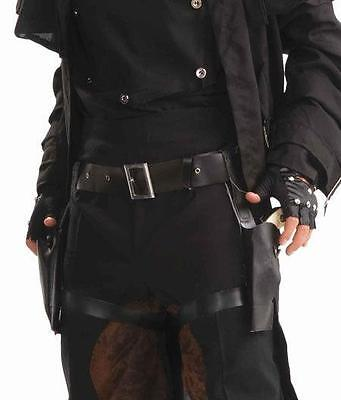 Steampunk Double Thigh Holsters Costume Accessory