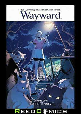 WAYWARD VOLUME 1 STRING THEORY GRAPHIC NOVEL New Paperback Collects Issues #1-5
