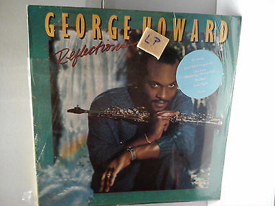 George Howard - Reflections          ..............................Vinyl
