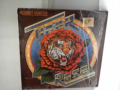 Robert Hunter - Tiger rose               ..............................Vinyl