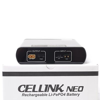 Cellink B NEO6 (v.2018)-Dashcam External Battery with Bluetooth up to 24 Hours