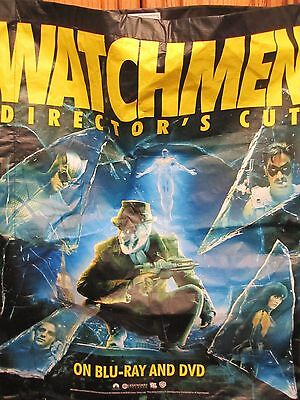 Watchmen Trick or Treat Double sided oversized WB SDCC bag