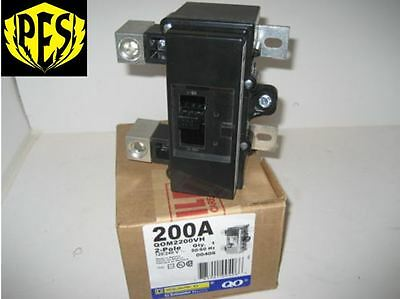 NEW!! Square D 200Amp QOM2200VH MAIN BREAKER found in QO & Homeline Panels 22k