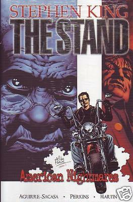 The Stand American Nightmares HC Marvel Stephen King
