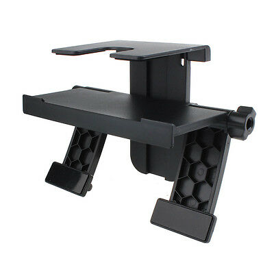 Universal TV Camera Mount Clip Holder for SONY PS3/PS4 Xbox One 360 Wii Pop
