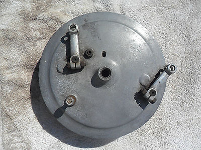 * BMW Front Brake Drum /5 /6 Series, with springs and shoes