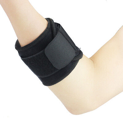 Adjustable Tennis Golf Elbow Brace Support Strap Pad Sports Protector Excellent