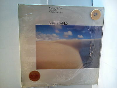 Michael Jones - Sunscapes     .............Vinyl