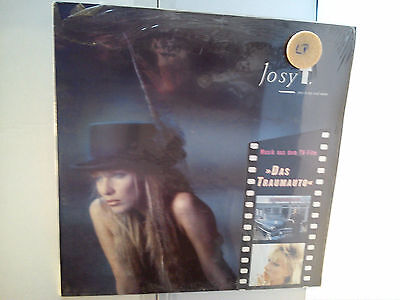 Josy T. - Josy is my real name          ..............................Vinyl
