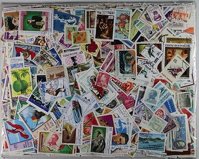 WORLDWIDE FANTASTIC COLLECTION 2000 different stamps MUST SEE! (lot #DP)