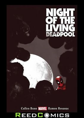 NIGHT OF THE LIVING DEADPOOL GRAPHIC NOVEL New Paperback Collects Issues #1-4