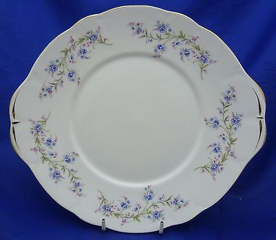 A Duchess 'tranquillity' Eared Cake Plate