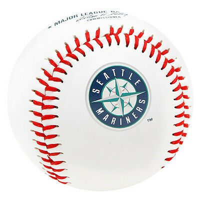 Seattle Mariners Rawlings Baseball