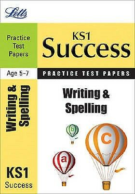 Writing and Spelling: Practice Test Papers by Laura Griffiths Paperback