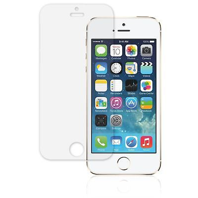 100x QUALITY CLEAR LCD SCREEN PROTECTOR SAVER FOR GENUINE APPLE IPHONE 5 SE 5C