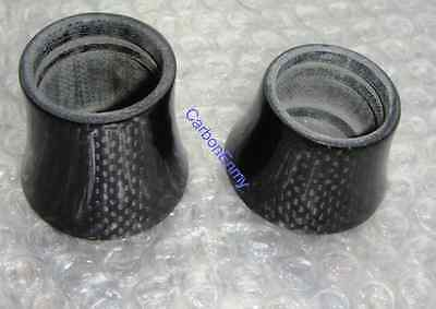 "30mm 40mm  1-1/8"" Tapered voll Carbon Headset  Spacer"