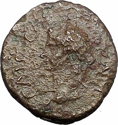 Caligula Struck under Rhoemetalkes III Thrace Ancient Roman Coin Nike  i49506
