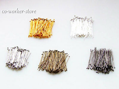 variations color DIY head pin needle crafts Iron jewelry marking supply me0023