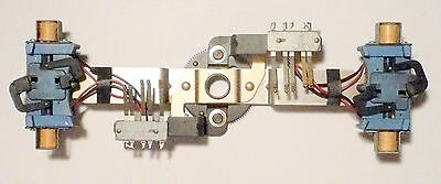 455 JUKEBOX part Tested /& Working  CREDIT UNIT 48335-A ROCK-OLA 453 454