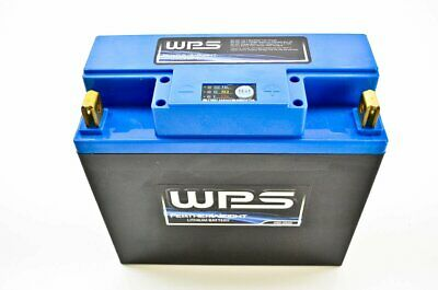 WPS Lithium Featherweight Battery 450 CCA  HJ51913-FP-IL