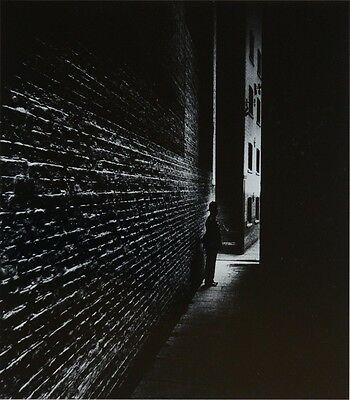 Bill Brandt Limited Edition Photo Lithography 29x36 Policeman in Bermondsey 1939